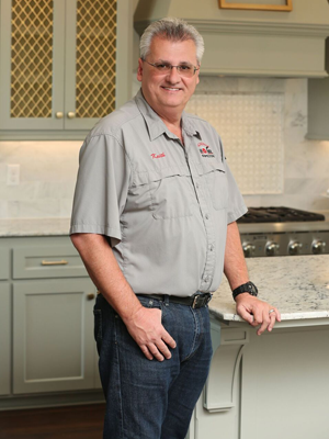 Keith Blanchard owner and lead inspector of Acadiana Home Inspection out of Lafayette LA