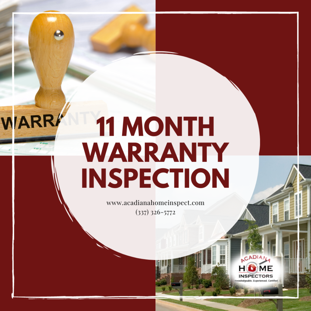 Acadiana Home Inspectors 5 Star Package